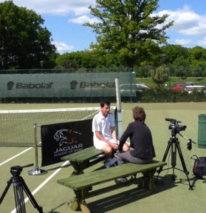 Stuart Appleby interviews former British No.1 Tim Henman