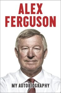 Sir Alex Ferguson's new book 'My Autobiography'