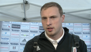 Fulham goalkeeper David Stockdale told me the 1-0 win over Newcastle is vital in the club's fight against relegation