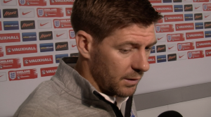 England captain Steven Gerrard looks ahead to the World Cup in Brazil