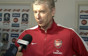 Arsenal manager Arsene Wenger commits his long-term future to the club