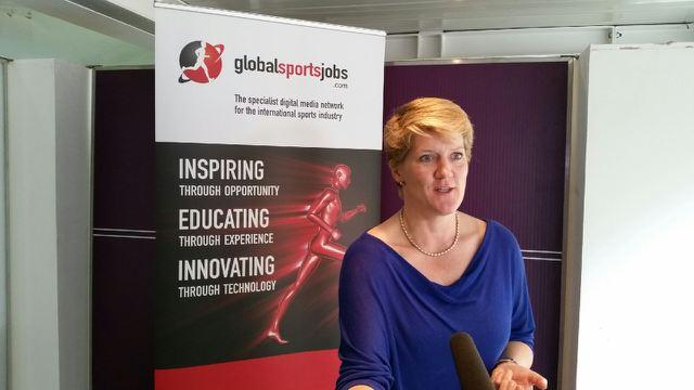 Interviewing Clare Balding