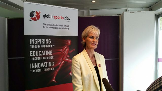 Interviewing Judy Murray